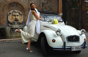auto noleggio matrimonio milano
